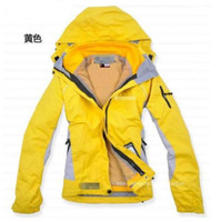 Wholesale new find autumn winter new women high quality bladder hoodie coat outdoor Ski suit jacket