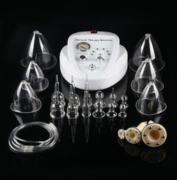 Wholesale Vacuum Therapy Massage Body Shaping Beauty Spa Machine