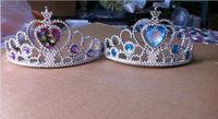 children girl frozen crown frozen tiaras Elsa Anna Princess ...