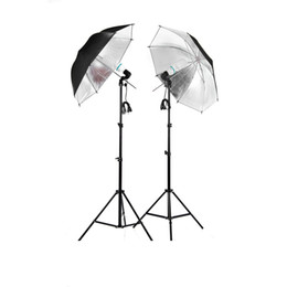 Wholesale 2015 Phone Cases Photographic Equipment Clothing Shoot Photography Set m Light Stand Reflector Umbrella Socket Adapter