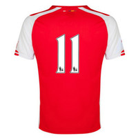 Soccer Men Short 2014-15 High Quality Thai Quality Arsenal 10 Ozil Soccer Jerseys ,Customized Soccer Jersey,2014 Jersey Soccer,Cheap Jersey Online Sale Stor