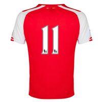 2014- 15 High Quality Thai Quality Arsenal 10 Ozil Soccer Jer...