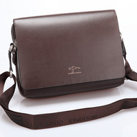 Wholesale Newest KANGAROO KINGDOM Man Hot Designer Handbags Top Fashion Shoulder Bags Cool Man Leather Bags Color Size