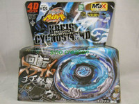 Wholesale New Arrial In Stock Beyblade D BB124 Metal Fusion Toy With Launcher