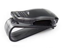 Silicon Eyewear Accessories OEM 20Pcs lot Car glasses clip Sun Visor Glasses Card Pen Holder Clip Galsses Car Case Stands Free Shipping