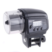 auto feeder - Fish food Feeder Automatic Auto Aquarium Tank Fish Feeder Digital Timer Automatic Feeder Feed Fish H4038