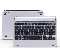 Wholesale Pretty Silver Bluetooth Keyboard Bluetooth Wireless White Keyboard for PC Macbook Mac ipad Air iphone S G S