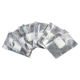 Wholesale Aluminium Foil Soak Off Acrylic UV Gel Polish Remover Nail Wraps Removal