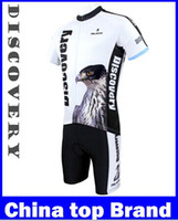 Wholesale Hot sale New Mens Cycling Jersey Shorts Bike Clothing PaladinSport DISCOVERY Eagle S XL top sale