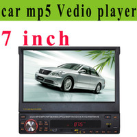 Monitor TV Roof 12V In Dash Car MP5 Vedio Player 7 inch LED display 480*234 USB SD Card Remote control