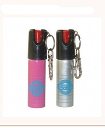 Wholesale Self Defense Device Pepper Spray with A Keychain