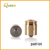Cheap Replaceable atomizer patriot Best stainless steel Queen patriot