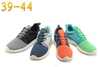 casual and stylish shoes for men women Flat Unisex Hot Sale Men Women Running Shoes Summer Autumn Roshe Run Shoes Jogging Free Run Shoes free shipping athletic Sneakers 4 Colorway size 39-44
