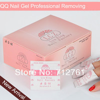 Nail Art Stamping Machine Nail Art Equipment Yes Wholesale-407-2014 New Arrival Nail Art Tools: Professional Nail Gel Removing, easy and convenient gel removing, 200pcs box