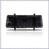 Cheap 2 channel 6000A car dvr camera Best 4.3 inch TFT 1080p car dvr camera