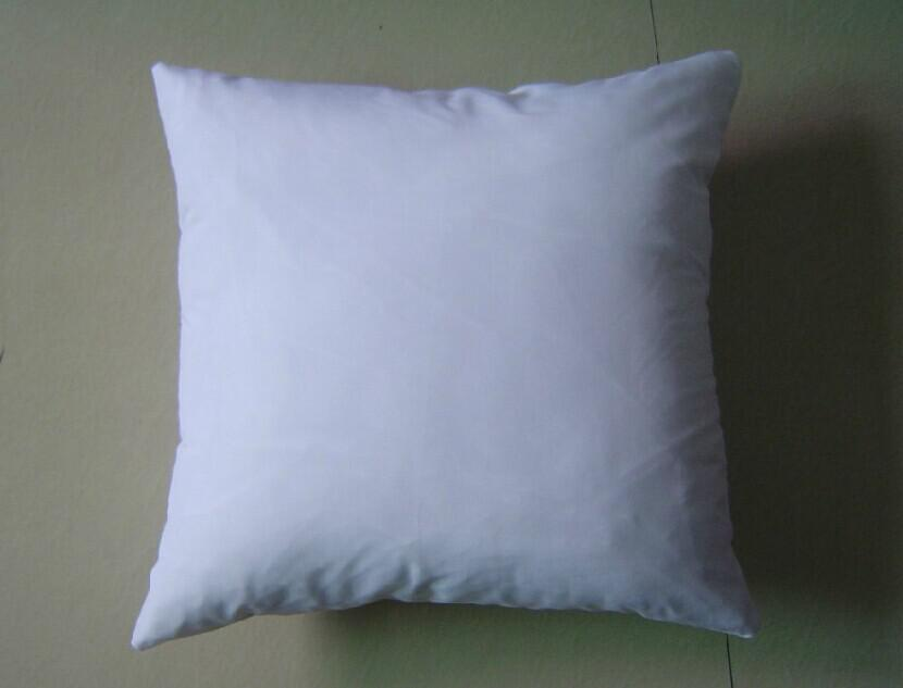 Diy Square Pillow Case: White DIY Blank Sublimation Pillow Case Square Back Cushion Blank    ,