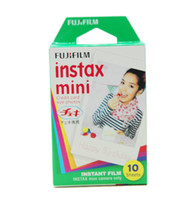 Wholesale 500pcs Fujifilm iso instax mini film photo paper sheets per pack packs sheets