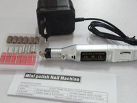Wholesale Hot Sale W New Color Silver Pen shaped Factory Price Nail Drill Manicure Machine ZS