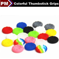For Xbox   Hot Sale Colorful Thumbstick Grips for PS4 PS3 Xbox 360 Xbox One Game Controller Pick Free Shipping 002104