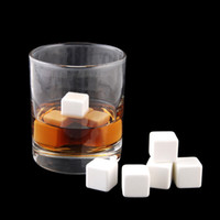 Wholesale Whisky Ice Stones Drinks Cooler Cubes Whiskey Scotch on The Rocks Granite