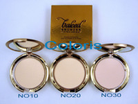 baked powder baking powder - New Makeup Powder Mineral Face Powder Baked Bronzer Powder For Face And Body g Have Different Colors