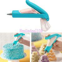 Wholesale Pastry Icing Piping Bag Cake Piping Tool Nozzle Tips Fondant Cake Sugar Craft Decorating Tools Set