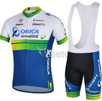 Wholesale High top GreenEDGE cycling jersey many choices of cycling team jersey shirt or Shorts Size XS XXXXL