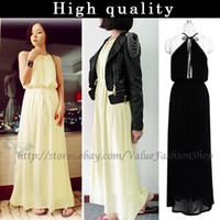 Work Mini Women Womens Halter Open Back Empire Waist Boho Summer Party Beach Maxi Long Dress