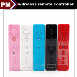 Wholesale 2 in Built in Motion Plus Color Wireless Remote Controller with Silicone Case