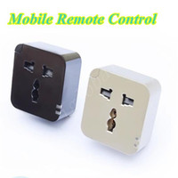 Wholesale Wireless WIFI Smart Socket Plug Power Timing Tasks Switch Home Automation Switch for iPhone for ipad Samsung Android Phone