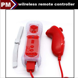 Wholesale Hot in Built in Motion Plus Color Wireless Remote Controller with Silicone Case