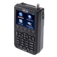 fta - SATlink WS quot DVB S FTA Professional Digital Satellite Signal Finder Meter H4967