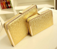 Wholesale Luxury Evening bag Fashion ladies handbag high grade PU leather purse Chain Bag Sequins Gold Silver Women Messenger Handbags CLUTCH BAGS