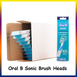Wholesale Sonic Brush Heads Replacement Electronic Toothbrush Heads PACK brush heads replacement new arrival