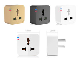 Wholesale new Switch Wireless WIFI Smart Socket plug Power Switch Home Automation Switch for Android Apple iPhone iPad and iPod touch