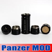 Hotselling Mechanical Mod E cig Panzer Mech Mod Clone Electr...