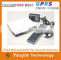 Wholesale south america High Definition Digital Satellite Receiver Tocomfree G928 better than azamerica s930a azbox bravissimo