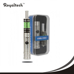 Wholesale Cheap Innokin Cool Fire Electronic Cigarette Cool fire1 with iClear B Clearomizer Innokin coolfire iclear B