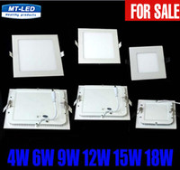 Wholesale Retail High power Led Panel Light SMD W W W W W W LM V Led Ceiling Bulb LED lamp spotlight downlight
