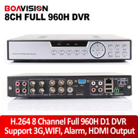 Wholesale H channel Full H D1 DVR ch cctv P HDMI network Cloud service security DVR recorder support tvl camera