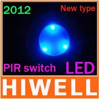 Wholesale Ultra thin battery LED infrared body sensor lights