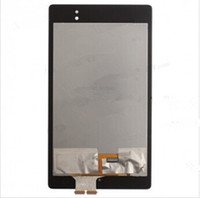 Wholesale For OEM Asus Google Nexus LCD Screen and Digitizer Assembly Black