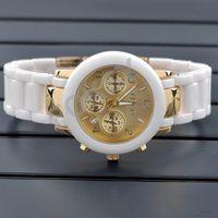 Wholesale New MCE Brand Watch Elegance Imitate Ceramic Fashion Quartz Watches
