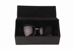 Wholesale Artificial Leather Sunglasses Case Sports Glasses Box Eyewear Glasses Case ACQ
