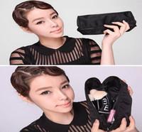 Cheap black cosmetic bag Best Plastic Bag make up case