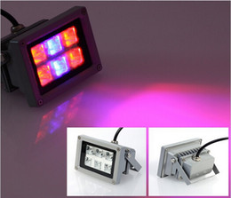 18W 6X3W 4Red:2Blue LED Flood Grow Light for Indoor Plants Hydroponics Plants Free Shipping Wholesale
