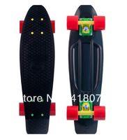 Long Board skateboards - Fashion penny plastic skateboard twiddlefish skateboard multicolour mount skateboard configuration