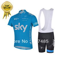 Short Men polyester NEW STORE SALES PROMOTION :Best Selling 2014 Pro Bike Racing Team Cycle Clothing Short Jersey BIB Shorts set Pad Wholesale Mens Cycling Wear