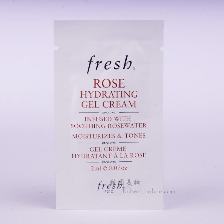 Fresh Rose Hydrating Gel Cream Best Fresh Rose Hydrating Gel
