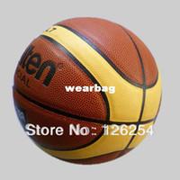 Wholesale Whloesale High Quality FIBA Size Basketball Molten GL Basketball With pc ball pump net bag pins